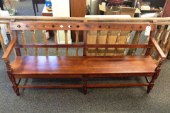 1850's Pegged Bench