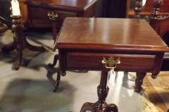 Antique One Draw Entry Table